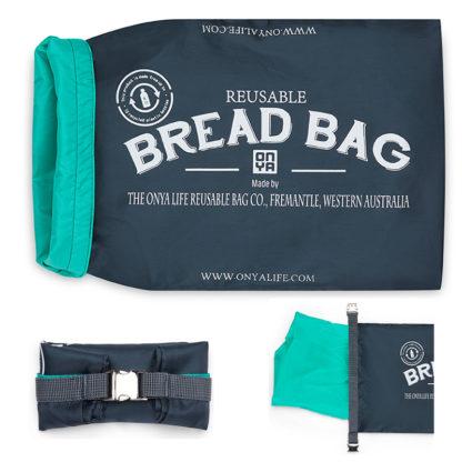 Herbruikbare broodzak duurzaam leven