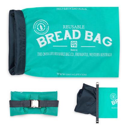 Herbruikkbare broodzak zero waste